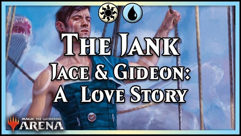 The Jank! | Jace Gideon's Love Story [Magic Arena]