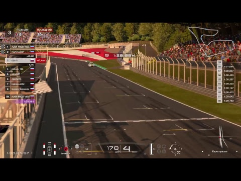 SuperCup GT3. R02. Red Bull Ring - PRO Division [Race]
