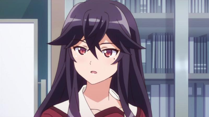 Когда сверхъестественные битвы становятся обычным делом Inou Battle wa Nichijou-kei no Naka de [1 из 12 ] Озвучил Guy