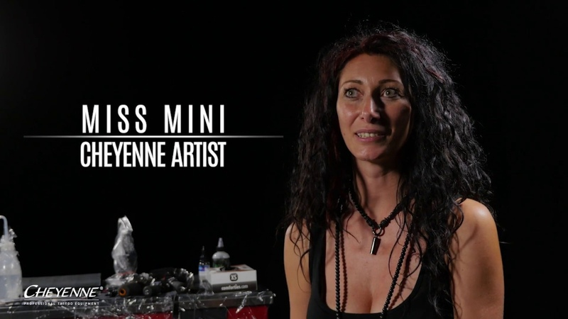CHEYENNE ARTIST MISS MINI