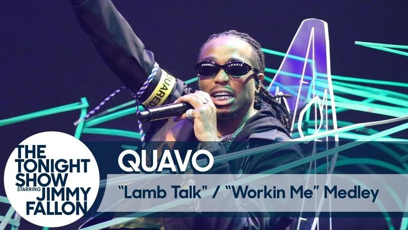 Quavo: Lamb Talk/Workin' Me Medley