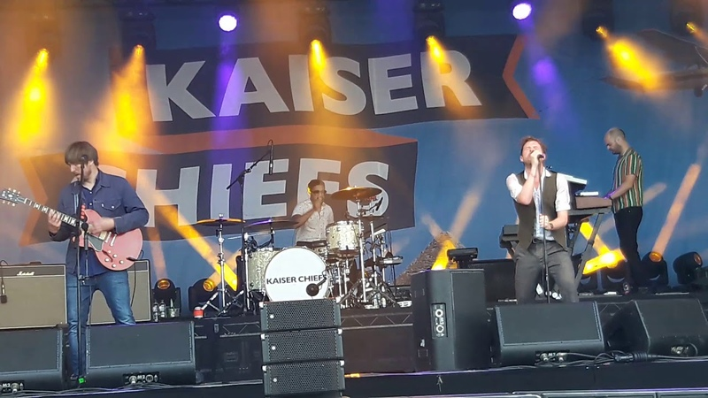 People Know (NEW SONG) - Kaiser Chiefs, Wolverhampton 010918