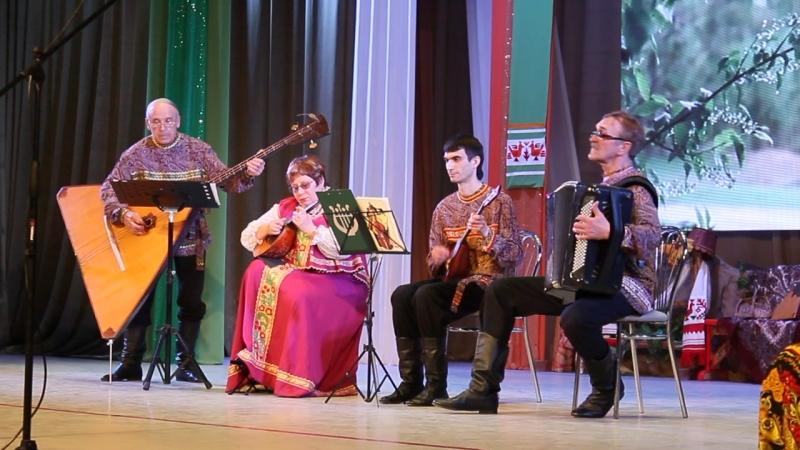 Инструментальная группа Хора Русские узоры
