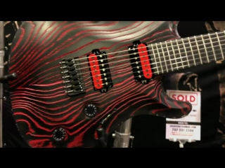 Mayones Guitars&Basses - NAMM Show 2018, часть 2