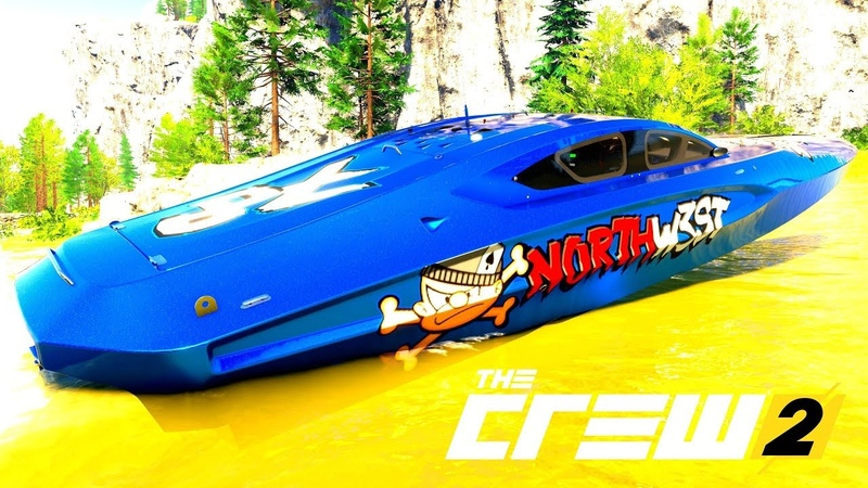 THE CREW 2 GOLD EDiTiON (TUNiNG) VECTOR V40R PART 241 ...