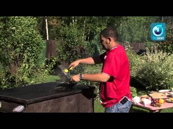 Серж Маркович - Рыбный день. Тюрбо на углях