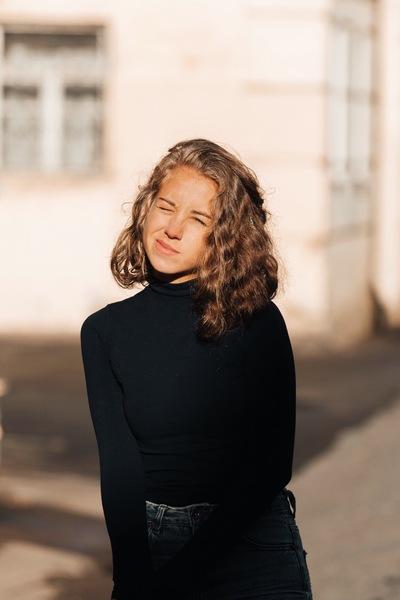 Дарья Кубрина