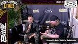 Hagar with Matt of Bullet For My Valentine - ROTR 2018