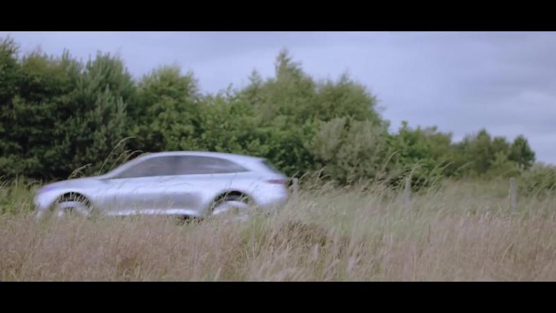 Концепт Mercedes-Benz Concept EQ