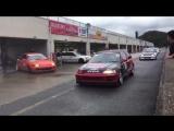 Supercool Kanjo Hondas ready to hit the Racetrack!
