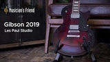 Gibson 2019 Les Paul Studio Electric Guitar Demo