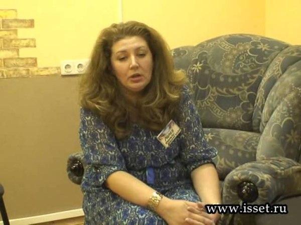 Маша Дудорова о тренинге Доля женщины