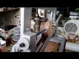 Самодельная механическая ножовка (Homemade mechanical hacksaw)