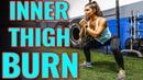 INNER THIGH 🔥 Bodyweight ADDUCTOR Workout (5-Minute Follow Along)