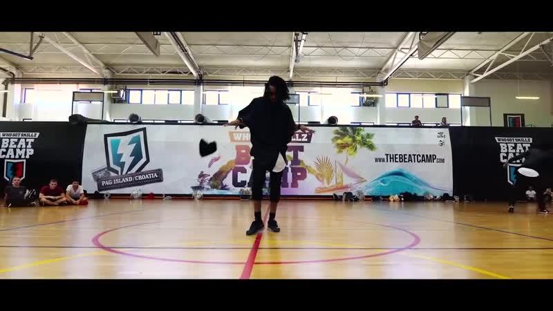 Les Twins - Laurent WhoGotSkillz Beat Camp 2016