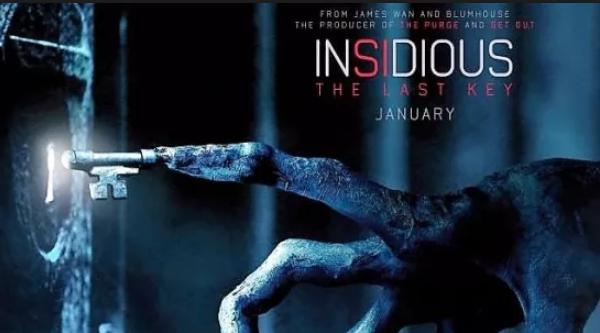 insidious the last key between us poster ile ilgili görsel sonucu