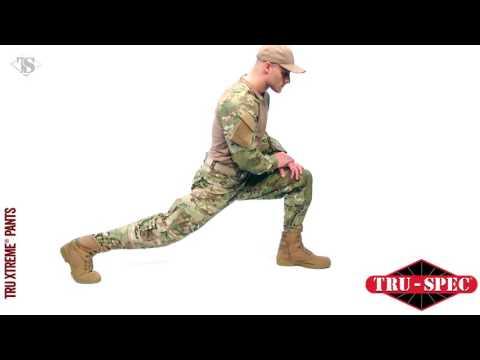 (中文字幕) TRU SPEC® 戰術反應任務服系列 頂裝版 - 任務服長褲