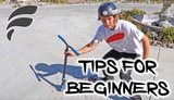 TOP 5 EASIESTBASIC SCOOTER TRICKS (HOW TO)