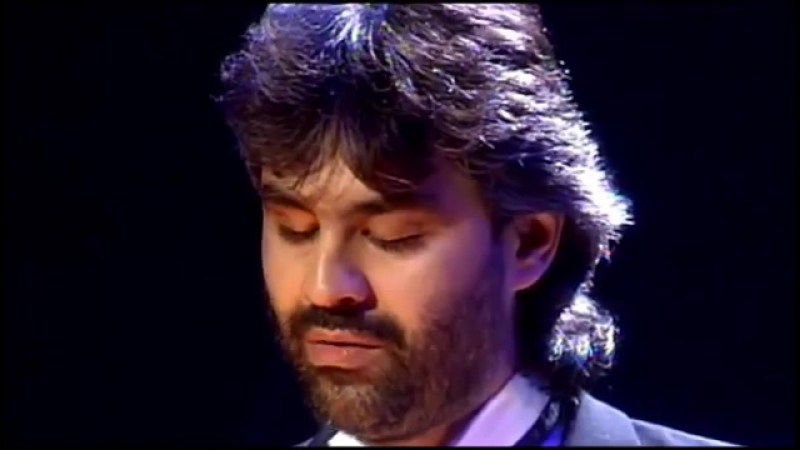Sarah Brightman Andrea Bocelli - Time to Say Goodbye