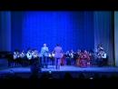 Ногайский государственный оркестр народных инструментов. г Махачкала 27.10.2014