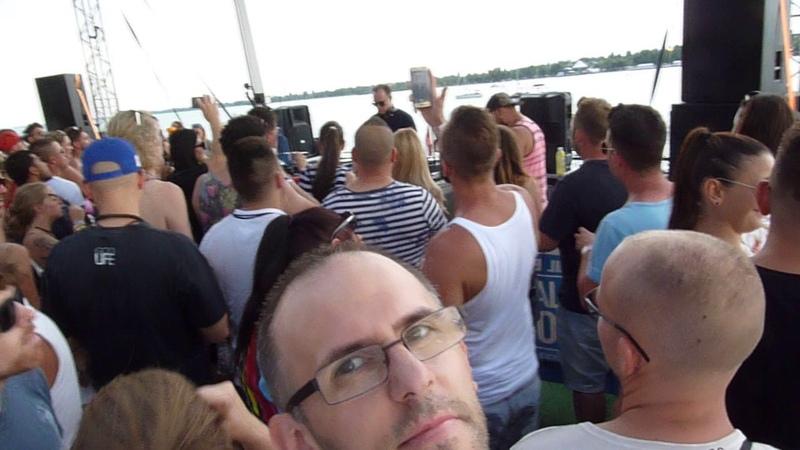Sasha - Boat Party, Balaton Sound 2017.07.09. Pt.3
