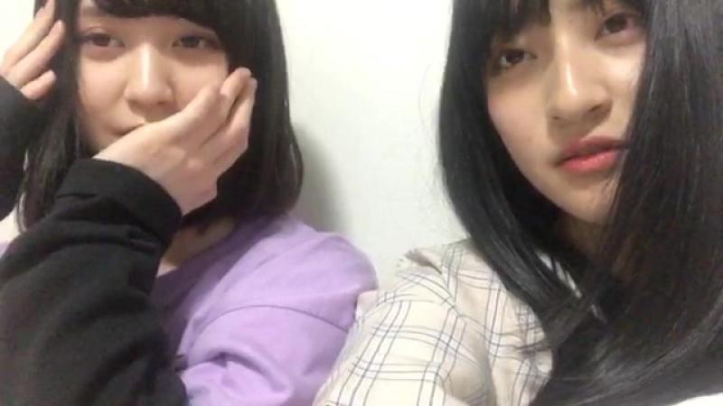 180505 NMB48 Team M Draft KKS Yamasaki Amiru SHOWROOM
