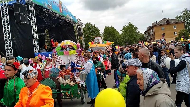 Карнавал В Тагил участники карнавала