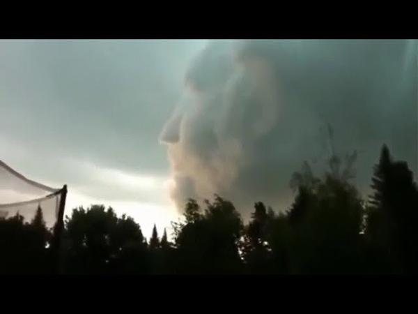 НЛО. странные небесные аномалии попавшие на камеру