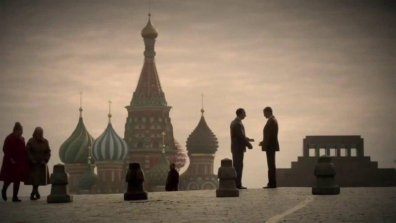 Сериал Американцы (2013) русский трейлер