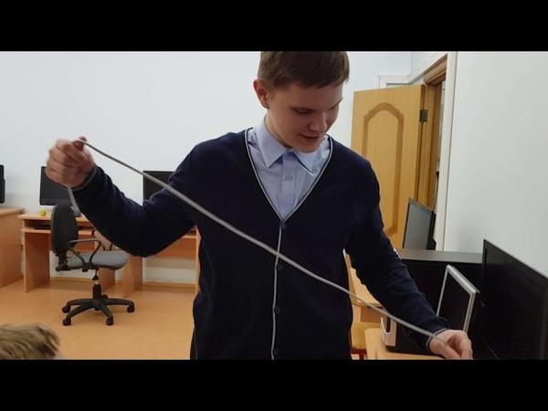 VI ОЧМ «Московские мастера» WorldSkills Junior, компетенция Сетевое и системное администрирование