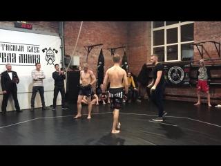 Константин Поляков 🏆 турнир Arena Fight