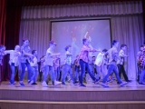 праздник танца 3 кл