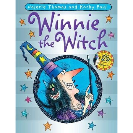 Children's book read aloud. Winnie The Witch.