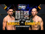 UFC FIGHT NIGHT WINNIPEG Ricardo Lamas vs Josh Emmett