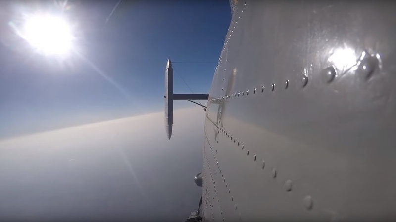 Под Калининградом пилоты провели первый облёт модернизированного Ка 27
