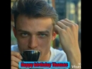 Happy Birsday Thomas Doherty The Lodge With the past от 21 04 2018 1
