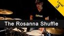 The Rosanna Shuffle - Drum Lesson