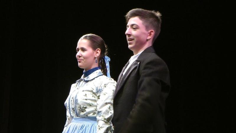Krisztina és György - Nyíracsádi csárdás és friss