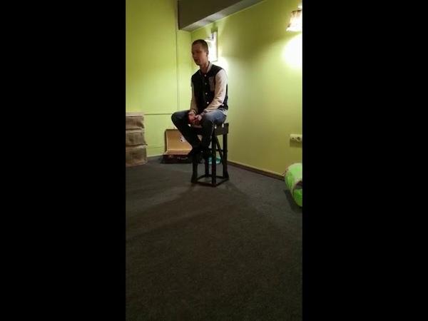 Диман Берёза - Встречи Acapella.(Live котокафэ Котики. Новосибирск.).(22.09.18.).mp4