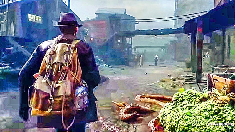THE SINKING CITY Gameplay Demo (E3 2018) Cthulhu H.P Lovecraft Open World Game VGTimes.Ru