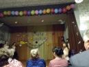 Танец девочек на Вечер встречи выпускников