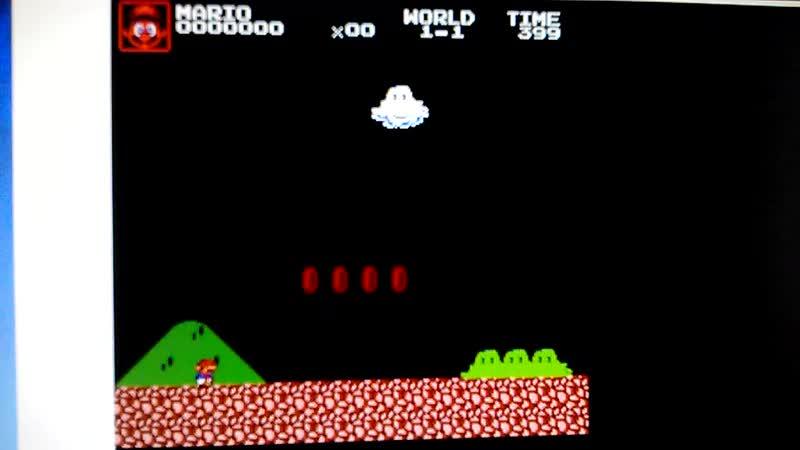 Прохождение Mario Crossover part 1