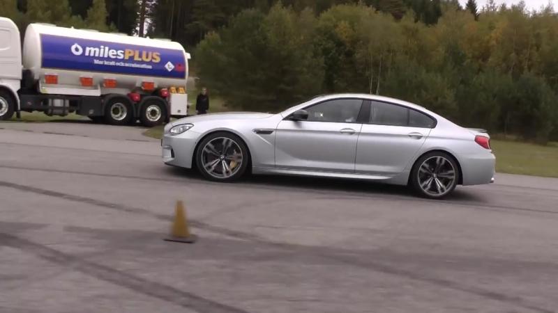 BMW M6 Gran Coupé 305 km h limiter vs BMW M6 Coupe V10 BMW BOOMER БМВ boomerm
