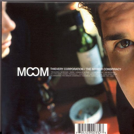 Thievery Corporation альбом The Mirror Conspiracy