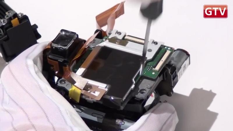 Как разобрать зеркальный фотоаппарат Nikon D5100