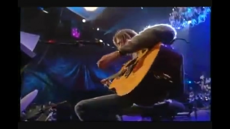 Nirvana - My Girl (Where did you sleep last night) (Live)