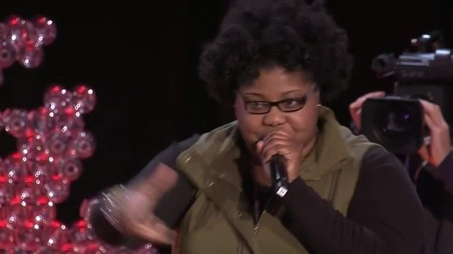 A Beatboxing Lesson from a Father-Daughter Duo   Nicole Paris and Ed Cage   TED Talks