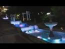 Сочи Музыкальный фонтан в парке