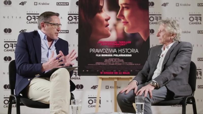 Roman Polański opowiedział o swoim najnowszym filmie!