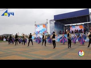 Альметьевск представил Татарстан в национальном празднике сабантуй